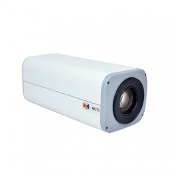 B210 Acti 6.3-63mm 30FPS@ 1920 x 1080 Day/Night Outdoor WDR Box IP Security Camera POE