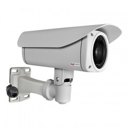 B45 ACTi 4.9-49mm Varifocal 30FPS @ 1920x1080 Outdoor IR Day/Night WDR Bullet IP Security Camera 12VDC/PoE