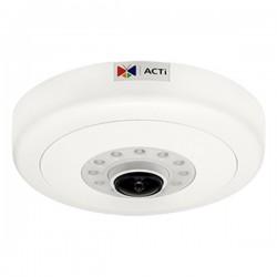 B511 ACTi 1.13mm 30FPS @ 2048 x 2048 Indoor IR Day/Night WDR Hemispheric Dome IP Security Camera DC 12VDC/POE