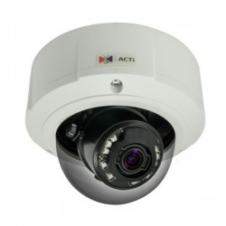 B82 ACTi 9-22mm 30FPS @ 1920 x 1080 Outdoor IR Day/Night WDR Dome IP Security Camera POE