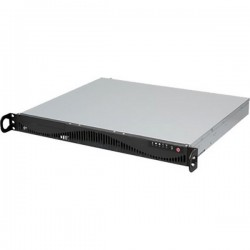 CMS-200 ACTi 1600-Channel 1-Bay Rackmount Standalone CMS with 64-channel display layout e-Map DVI VGA