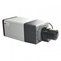 D21VA Acti 8.12mm Varifocal 30FPS@ 1280 x 720 Outdoor Day/Night Box IP Security Camera POE