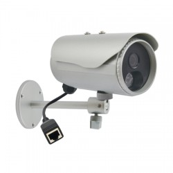 D32 Acti 4.2mm 30FPS @ 1920 x 1080 Outdoor IR Day/Night Bullet Camera IP Security Camera POE