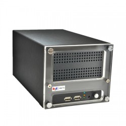 ENR-110-2TB ACTi 4 Channel NVR 16Mbps Max Throughput - 2TB