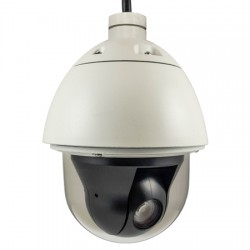 I93 ACTi 4.3-129mm Varifocal 30FPS @ 1280x720 Outdoor Day/Night WDR PTZ IP Security Camera 24VAC/PoE
