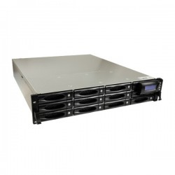 INR-440 ACTi 200 Channel NVR 300Mbps Max Throughput - 8GB Storage