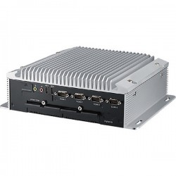SWS-100 ACTi 100-Channel 2-Bay Ruggedized Standalone Workstation with 64-channel display layout HDMI DVI