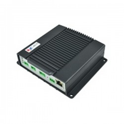 V11 ACTi 1-Channel 960H/D1 H.264 Mini Video Encoder with BNC Video Input RJ-45 Video Output Audio PoE/DC12V