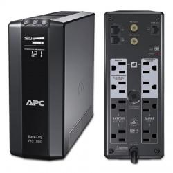 BR1000G APC 8 Output Desktop/Tower UPS Battery Backup 120VAC 1000VA