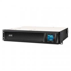 SMC1000-2U APC 6 Output 2U Rack Mount UPS Battery Backup 120VAC 600 Watts 1000VA