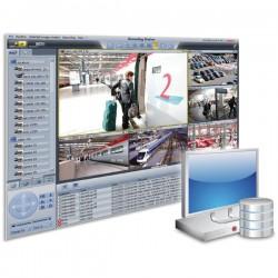 BRS-BASE-04A Bosch Recording Station Base License 4 IP Channels 4 Remote Stations E-License