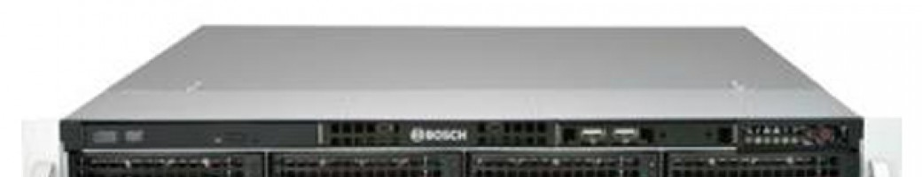 Bosch 128 Channel IP Video Recorders