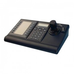 KBD-DIGITAL Bosch Intuikey Digital Keyboard W/ Lcd for Use with Divar Dvr and 600 & 700 Series Recorders