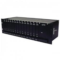 LTC 4600-00 Bosch Blank Panel for LTC 4637 Fiber Optic Module Rack