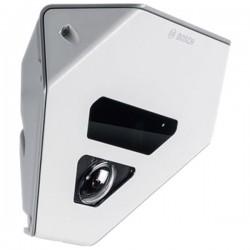 NCN-90022-F1 2mm 30FPS @ 1440 x 1080 Outdoor IR Day/Night Corner IP Security Camera 12VDC/24VAC/POE