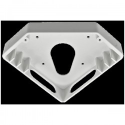 NDA-SMB-CMT Bosch Corner Mount Surface Mount Box for Flexidome Corner 9000 Aluminum White