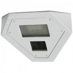 EX36MNX902WM-N 2.5mm 540TVL IR Day/Night Corner Mount Security Camera 12VDC/24VAC