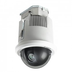 VG5-7130-CPT4 Bosch 4.3-129mm 60FPS @ 720p Indoor Day/Night PTZ IP Security Camera 24VAC