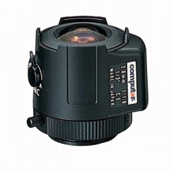"TG2616AFCS Computar 1/3"" CS-Mount 2.3mm F/1.6 Video Auto Iris Lens"