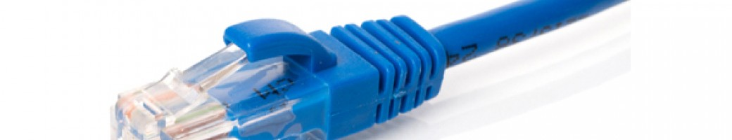 1FT CAT5e Cable Assemblies