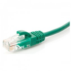 CAT6 500MHz UTP 2FT Cable - Green