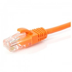CAT6 500MHz UTP 14FT Cable - Orange