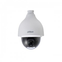 50430UNI Dahua 4.5-135mm 30x Optical 60FPS @ 1920 x 1080 Outdoor Day/Night WDR PTZ IP Security Camera 24VAC/POE