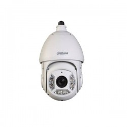 6C430UNI Dahua 4.5-135mm 30x Optical 60FPS @ 1920 x 1080 Outdoor IR Day/Night WDR PTZ IP Security Camera 24VAC