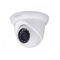 DH-IPC-HDW11A0SN-2.8MM Dahua 2.8mm 30FPS @ 1280 x 960 Outdoor IR Day/Night Eyeball IP Security Camera 12VDC/PoE