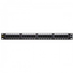 20-5612 Datacomm Cat 6 12 Port Patch Panel