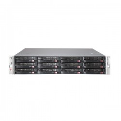 DW-BJER2U120-LX Digital Watchdog 128 Channel NVR 600Mbps Max Throughput - 120TB
