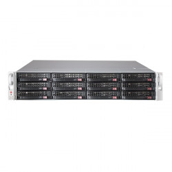 DW-BJER2U120T Digital Watchdog 128 Channel NVR 600Mbps Max Throughput - 120TB