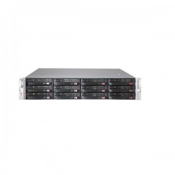 DW-BJER2U60T-LX Digital Watchdog 128 Channel NVR 600Mbps Max Throughput - 60TB