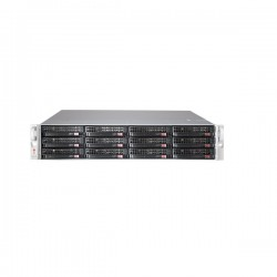 DW-BJER2U80T Digital Watchdog 128 Channel NVR 600Mbps Max Throughput - 80TB