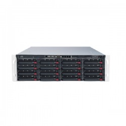 DW-BJER3U160T-LX Digital Watchdog 128 Channel NVR 600Mbps Max Throughput - 160TB