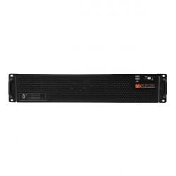 DW-BJX2U Digital Watchdog Blackjack X-Rack 2U NVR 1200Mbps Max Throughput - No HDD with 2 x 4 Channel Licenses
