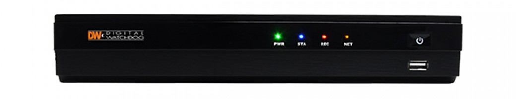 Digital Watchdog 12 Channel VMAX IP Video Recorders