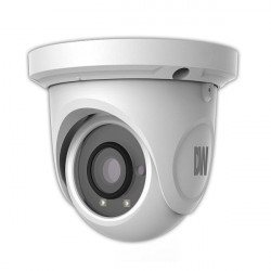 DWC-MTT4Wi36 Digital Watchdog 3.6mm 30FPS @ 2592 x 1520 Outdoor IR Day/Night WDR Turret IP Security Camera 12VDC/POE