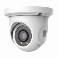 DWC-MTT4Wi6 Digital Watchdog 6mm 30FPS @ 2592 x 1520 Outdoor IR Day/Night WDR Turret IP Security Camera 12VDC/POE