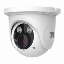 DWC-MTT4WiA Digital Watchdog 3.3-12mm Varifocal 30FPS 2592 x 1520 Outdoor IR Day/Night WDR Dome IP Security Camera 12VDC/POE