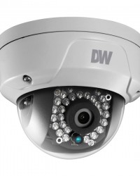 Outdoor Dome IP Cameras