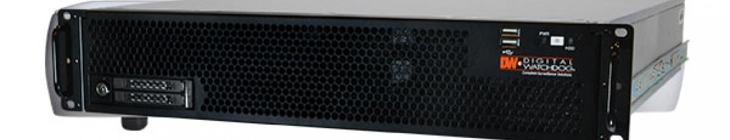 Digital Watchdog X-Rack 2U NVR Servers