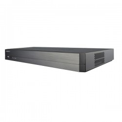 QRN-410-4TB Hanwha Techwin 4 Channel at 4K (2160p) NVR 50Mbps Max Throughput - 4TB