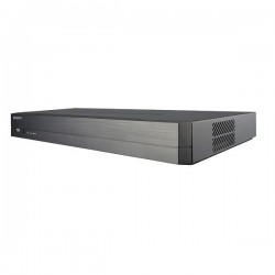 QRN-410-6TB Hanwha Techwin 4 Channel at 4K (2160p) NVR 50Mbps Max Throughput - 6TB