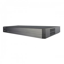 QRN-810-2TB Hanwha Techwin 8 Channel at 4K (2160p) NVR 100Mbps Max Throughput - 2TB