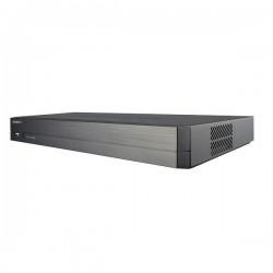QRN-810-6TB Hanwha Techwin 8 Channel at 4K (2160p) NVR 100Mbps Max Throughput - 6TB
