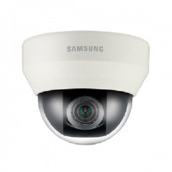 SND-5084 Hanwha Techwin 3-8.5mm Varifocal 60FPS @ 1280 x 1024 Indoor Day/Night WDR Dome IP Security Camera 12VDC/PoE