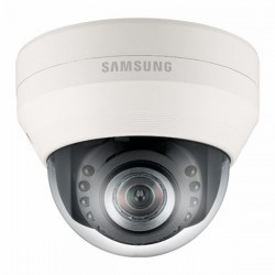 SND-5084R Hanwha Techwin 3-8.5mm Varifocal 60FPS @ 1280 x 1024 Indoor IR Day/Night WDR Dome IP Security Camera 12VDC/PoE