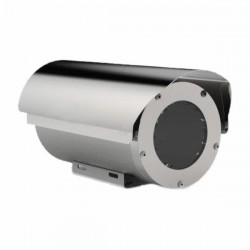 TNO-6070EP-M Hanwha Techwin 2.8-9mm Varifocal 60FPS @ 1080p Outdoor Day/Night WDR Explosion-proof Bullet IP Security Camera PoE - INMETRO