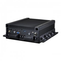 TRM-1610S-1TB Hanwha Techwin 16 Channel NVR 128Mbps Max Throughput - 1TB